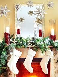 Chimney Decoration Ideas Fireplace Mantel Decorating Ideas For Winter U2013 Smrtphone