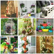 idee fai da te per il giardino tante idee fai da te per il tuo giardino d estate free time for me
