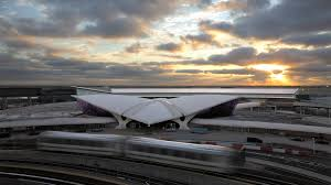 Jetblue Airports Map Masterplanning And Design Management For Jetblue Terminal 5 Arup