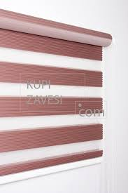 Rose Colored Curtains Luxury Rose Color With Plush Zebra Curtain Roller Blind