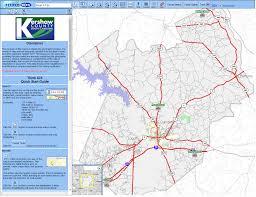 Columbia Sc Map Maps Kershaw County Sc