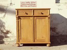 Schmale Schlafzimmer Kommode Kommode Fichte Massiv Antik Möbel Antiquitäten Alling Bei