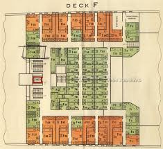 Titanic Floor Plan by Mark Chirnside U0027s Reception Room Olympic Titanic U0026 Britannic