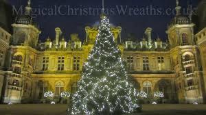 the magical christmas wreath company christmas at waddesdon manor