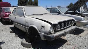 corolla junkyard treasure 1978 toyota corolla autoweek