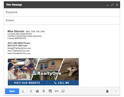 inspring ideas for your custom email signatures browse our samples