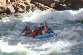 rapids rafting grand canyon