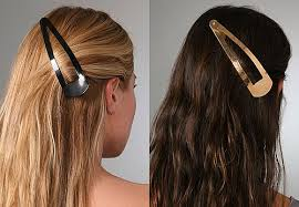 barrettes for hair would you wear barrettes popsugar beauty