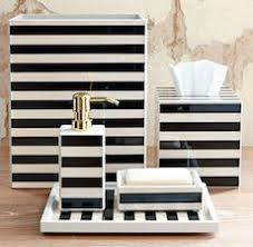black and white bathroom accessories luxury home design ideas