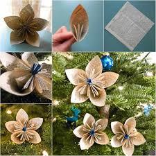 ideas diy vintage origami kusudama ornaments