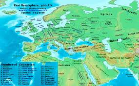 Map Of Ancient Greece And The Aegean World by Maps The History Of Byzantium