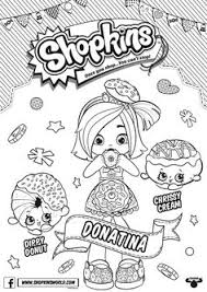 shopkins coloring pages videos shopkins donut para colorear jpg 308 431 coloring pages