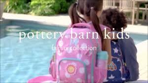 Pottery Barn Mackenzie Backpack Review Summer Fairfax Backpacks For Pottery Barn Kids Youtube