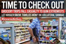 Convenience Store Meme - gun control group petitions kroger to ban open carry in stores