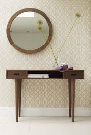 Narrow Console Table With Drawers Drawer Console Table Foter