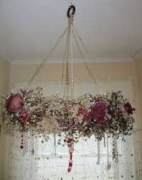 Grapevine Chandelier Top 40 Victorian Christmas Decorations To Get You Started