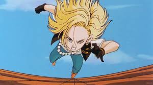 android 18 and cell 18 vs cell