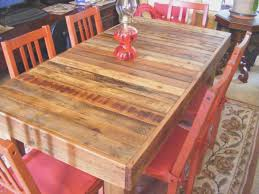 dining room fresh how to make a dining room table from reclaimed