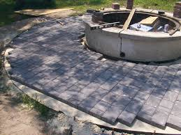 patio pavers ideas patio ideas and patio design intended for