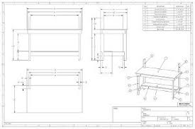 Woodworking Bench Plans Pdf by Diy Electronics Workbench