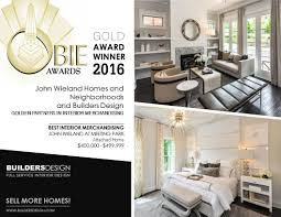 an award winning interior design firm specializing in model home