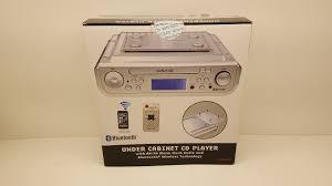 under the cabinet radio cd player yeo lab com