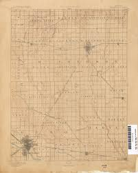 Har Map Kansas Historical Topographic Maps Perry Castañeda Map