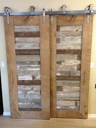 Hardware For Barn Style Doors by Closet Barn Doors Bypass Rolling Door Designs Online Resource For