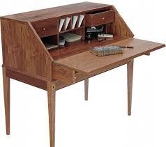 antique drop front writing desk decorative desk decoration