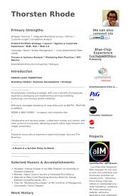 Communications Resume Examples by Director Marketing Resume Samples Visualcv Resume Samples Database