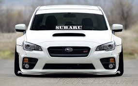 lowered subaru baja amazon com subaru sticker 23