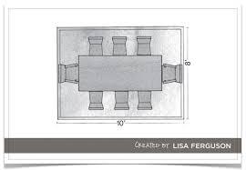 Size Of Rug For Dining Room Viac Ako  Najlepch Npadov Na - Dining room rug size