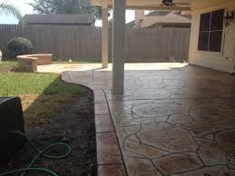 Affordable Flooring Options Covered Patio Flooring Options Flooring Designs