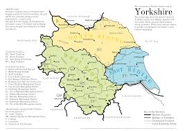 Cheshire England Map by Yorkshire Map The Yorkshire Ridings Society