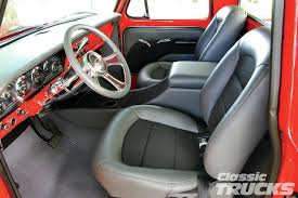 Old Ford Truck Parts And Accessories - 1967 ford f 100 ranger red obsession rod network