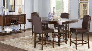 counter height dining room table sets astonishing counter high dining table sets dining table set