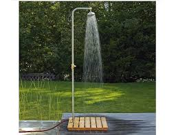 Connect Garden Hose To Outdoor Faucet 10 Easy Pieces Freestanding Outdoor Showers Gardenista