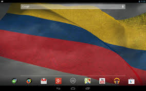 Gayana Flag 3d Colombia Flag Android Apps On Google Play