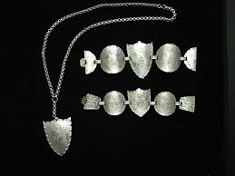 Wendell August Jewelry Necklaces U2013 Anderson Militaria U2013 Military Antiques Americana