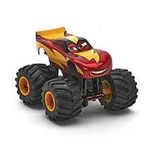 disney pixar cars monster truck saetta mcqueen die cast amazon