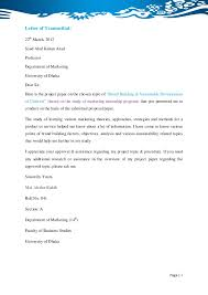 awesome collection of cover letter for an internship sustainable