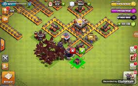 apk game coc mod th 11 offline clash of clans offline mod review fhx youtube