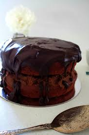 red velvet chocolate mousse cake with ganache the hungry mum