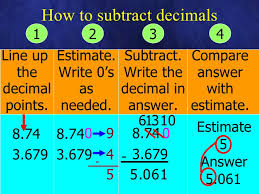adding decimal numbers worksheet adding and subtracting decimals