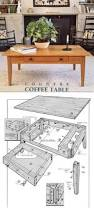 Wooden Coffee Table Plans Diy by 153 Best Furniture Coffee Table Images On Pinterest Coffee