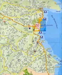 Alicante Spain Map by Moraira Moraira Map