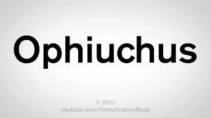 How Do U Pronounce Meme - how to pronounce ophiuchus youtube
