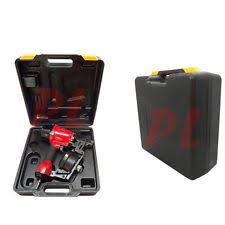 milwaukee roofing nail gun 7120 21 with case coil nailer ebay