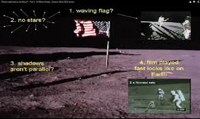 Moon Flag From Earth Dr Martin Hendry 1 2