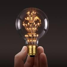 led bulb in 3 way l 2016 wholesale new led decorative g95 hatstraw star light bulb 3 way